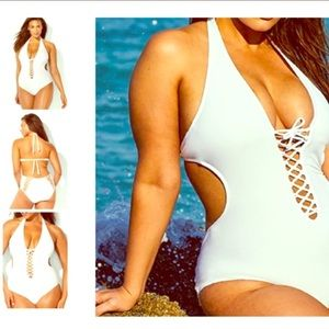 f58087df38c Ashley Graham Swim | X Suits For All Ritzy Suit | Poshmark